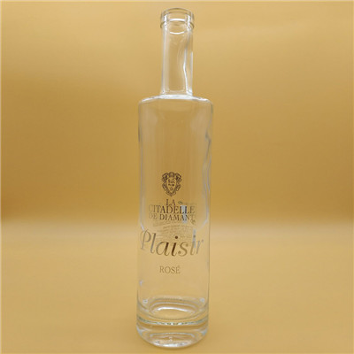 750ml Custom Vodka Bottles Wholesale