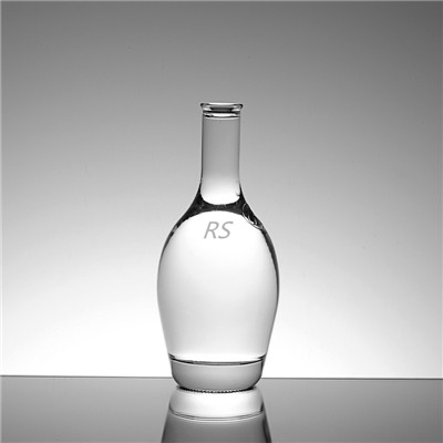 Wholesale Clear 750ml Glass Bottles With Screw Caps