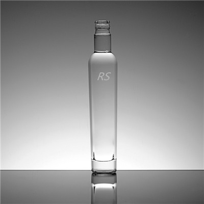 Custom 750ml Square Glass Bottles Wholesale