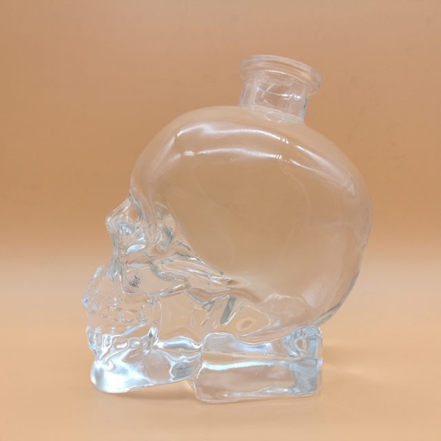 750ml Tequila Skull Bottles Wholesale