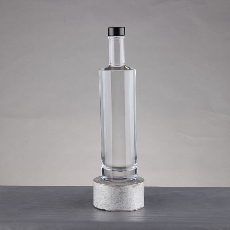 Wholesale 375ml Glass Bottles With Screw Top Lids