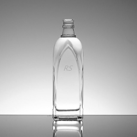 Wholesale 500ml Clear Glass Wine Bottles