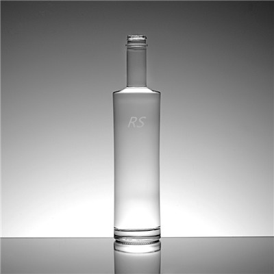 700ml 750ml Glass Spirit Bottles Wholesale With Caps