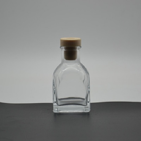 50ml Clear Mini Glass Bottles Wholesale