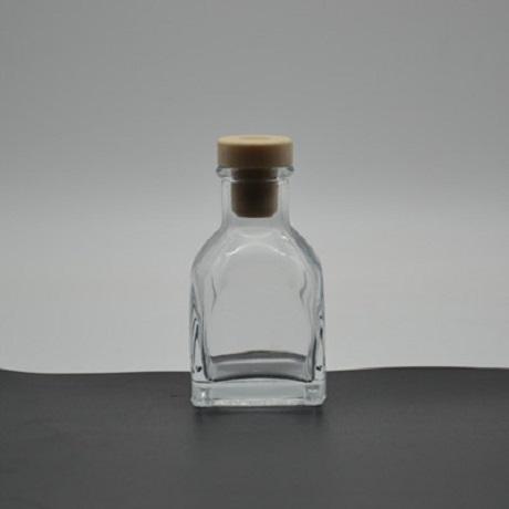 50ml Clear Mini Glass Bottles Wholesale