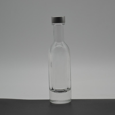 50ml Round Liquor Bottle In Bulk