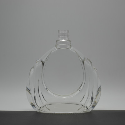 Transparent 750ml XO Bottle
