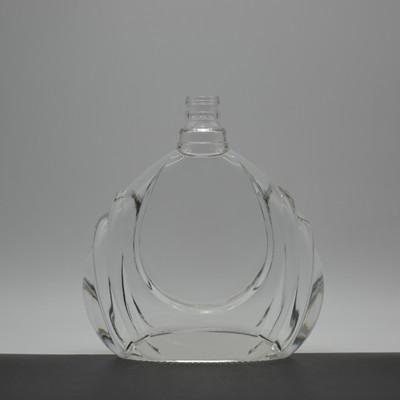 Transparent 750ml XO Bottle