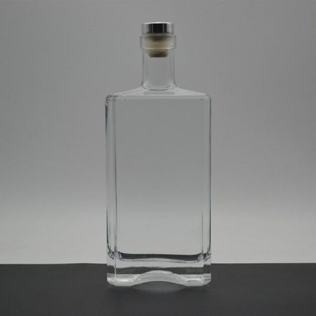Flat 500 Ml Bottles Wholesale For Rum