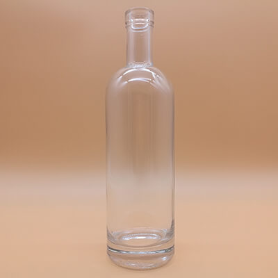 Custom 500ml Liquid Glass Bottles Wholesale