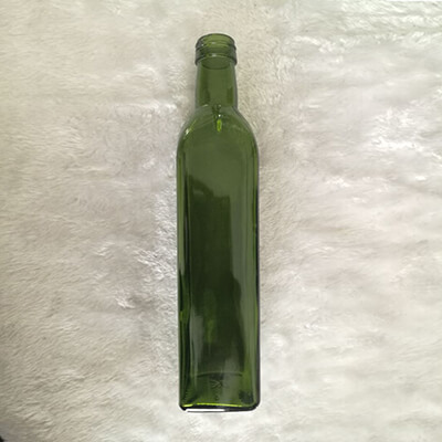 Wholesale 250ml Green Liquor Bottle Factory Outlet