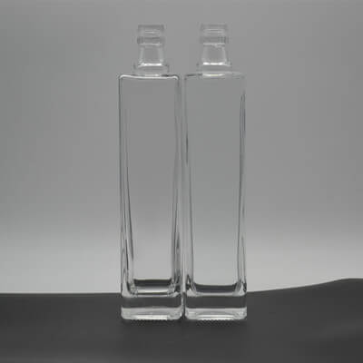 700ml 750ml Glass Flask Bottles Wholesale