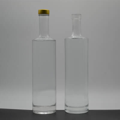Wholesale 750ml Glass Liquor Bottles Manufacturer China