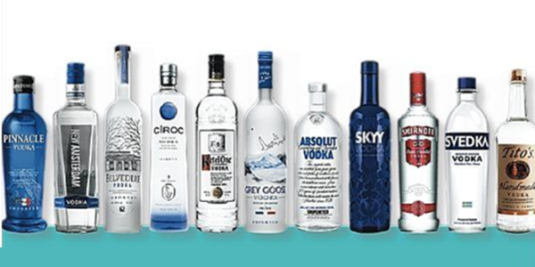 Wholesale Vodka Bottle