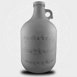 the first glass bottle in the world (1)
