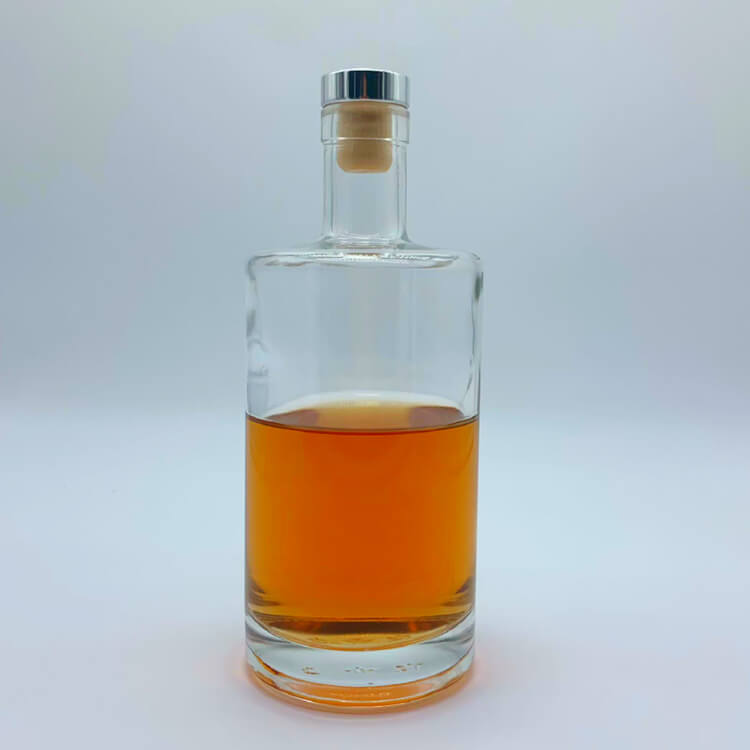 Custom Vodka Bottle Price From Glass Bottle Manufacturer