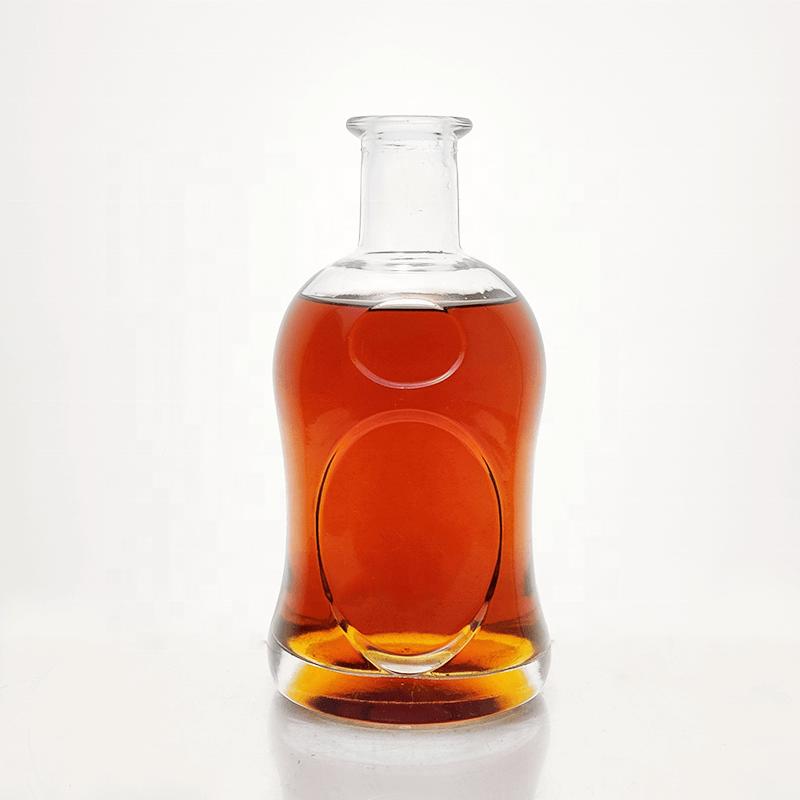 375ml Glass Bottle Wholesale For Liquor/Whiskey/Brandy/Vodka