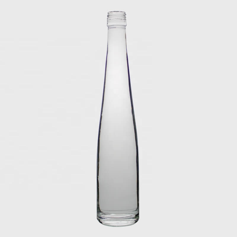 375ml Clear Glass Bottle Wholesale For Liquor