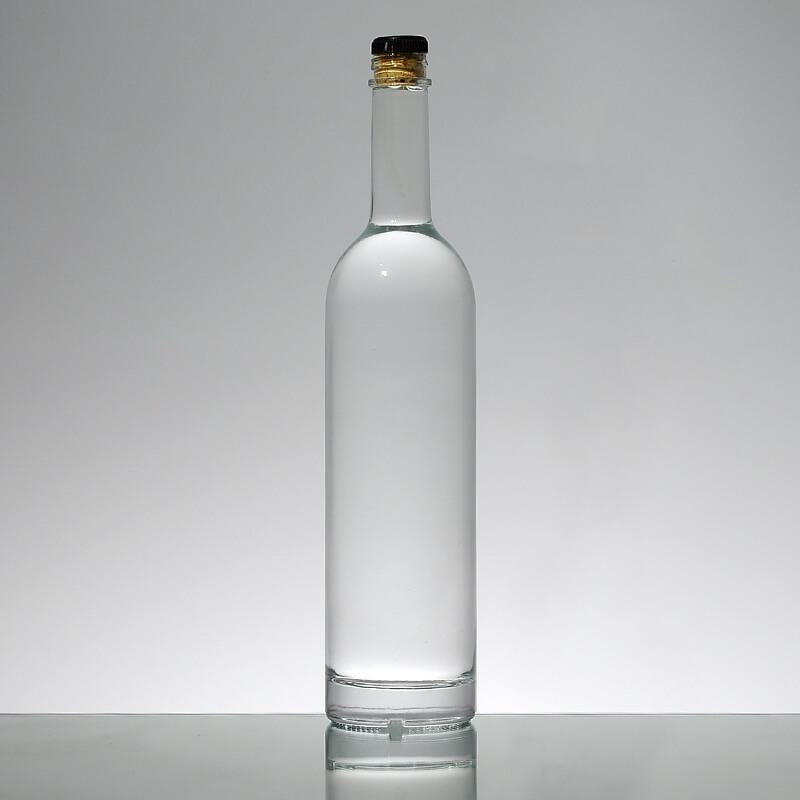 Wholesale Liquor Bottles 750ml/700ml For Rum/Gin/ Whiskey