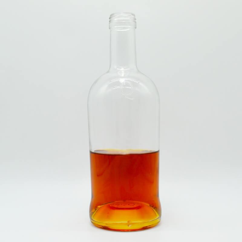 Custom 750ml Liquor Bottles Wholesale For Gin/Whiskey/Brandy/Vodka