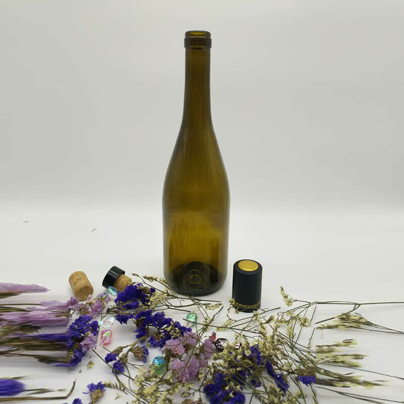 Wholesale Wine Bottle With Stoppers